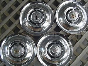 dodge coronet meadowbrook royal hubcaps wheel covers center caps mopar ebay