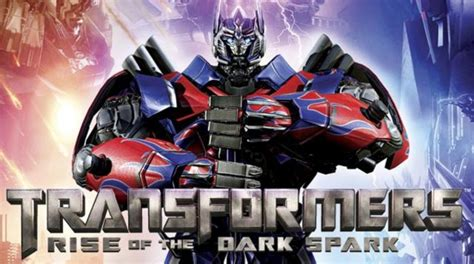 Transformer Rise Of The Spark transformers rise of the spark jogos
