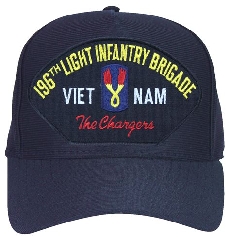196th Light Infantry Brigade by 196th Light Infantry Brigade The Chargers Cap