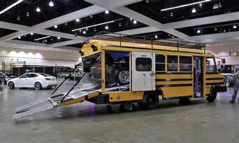 Livingroom Layouts 6 converted school buses that aren t your typical quot skoolie