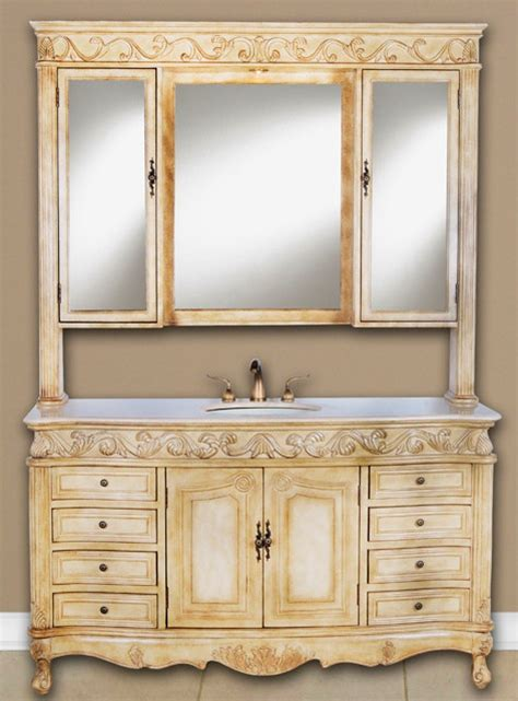 bathroom vanity with hutch 60 inch vanity single sink vanity vanity with hutch
