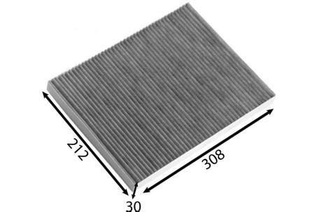 chrysler 300c filter ac0176c cabin air filter chrysler 300c 2005 cac 66010
