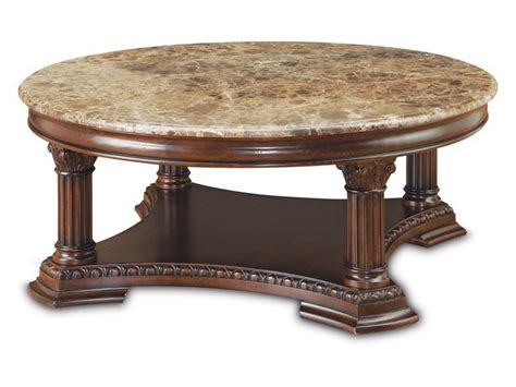 famous coffee table round coffee table marble top