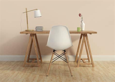 plateau bureau bois comment fabriquer facilement un bureau le mag visiondeco