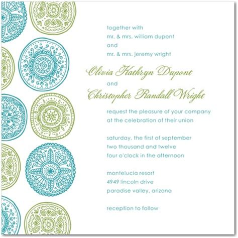 Sle Wedding Invitation Script by Wedding Invitations Reply Wedding Invitation Ideas