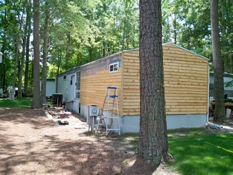 1000 ideas about mobile home exteriors on