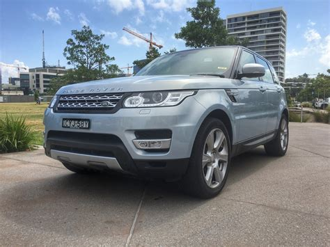 land rover range rover sport 2016 2016 range rover sport hybrid review caradvice