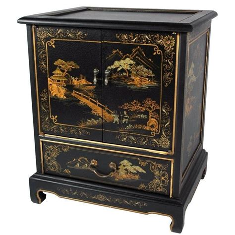 oriental accent tables oriental furniture japanese end table ebay
