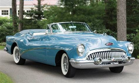1953 buick convertible 1953 buick skylark convertible aucton results 107 250