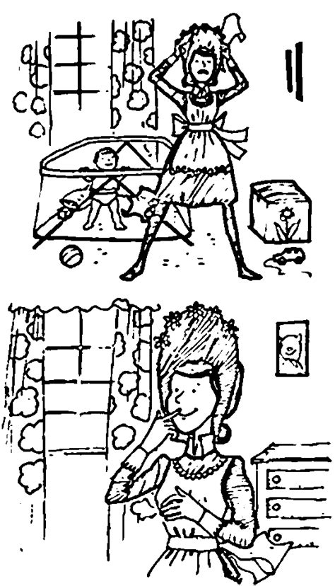 Amelia Bedelia Think Child Coloring Page | Wecoloringpage.com
