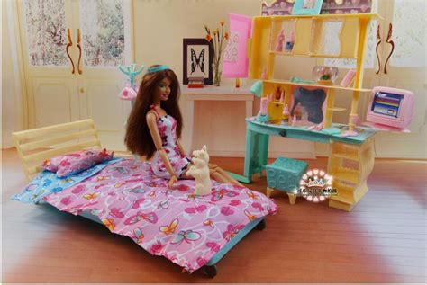 Bedroom Expressions Dollhouse Bed New 2015 Doll Bed Cabinet Set Dollhouse Bedroom