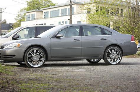 2008 impala on rims image gallery 2008 impala rims