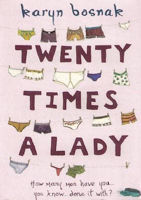 Book Review Twenty Times A By Karyn Bosnak by The Best And Worst Lit Adaptations Quirk