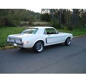 1968 Mustang Coupe Accent Stripe  Ford Forum