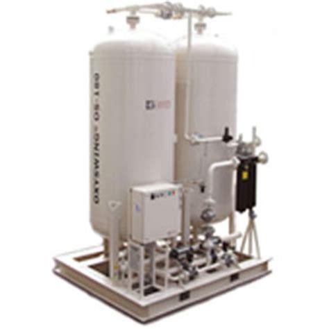vacuum swing adsorption oxygen generator igs oxygen generator