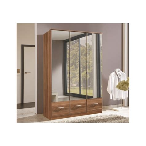 Large Mirrored Wardrobe Mirror Design Ideas Large Gallery 3 Door Mirrored