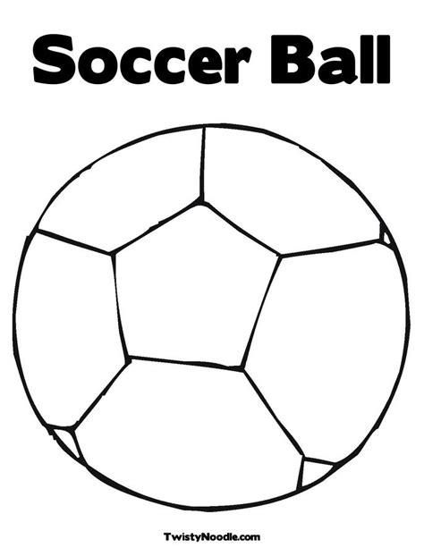 printable images of a soccer ball ball coloring page printables coloring pages