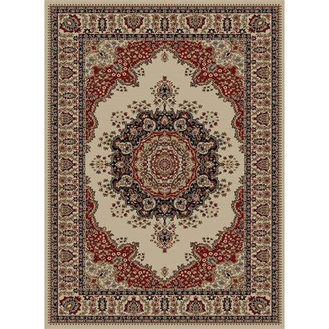 8 x 9 area rugs tayse rugs sensation ivory 8 ft 9 in x 12 ft 3 in traditional area rug 4702 ivory 9x12 the