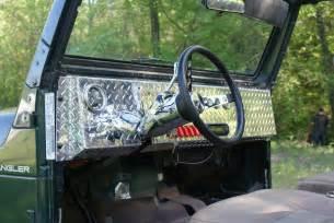 Jeep Wrangler Custom Dash Peck S Customs 2000 Jeep Wrangler Finished Product