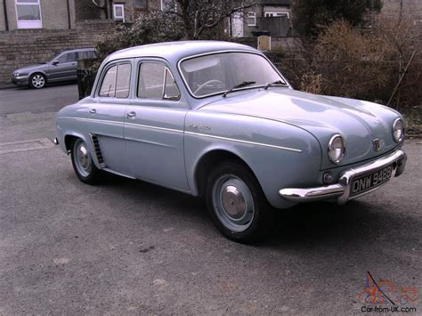 renault dauphine for sale renault dauphine 1964