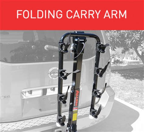 Allen Bike Rack Replacement Parts by Allen Sports Premier Hitch Mounted 4 Bike Carrier For