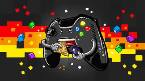 The Gamer's Guide To Healthy, One Handed Snacking   Kotaku