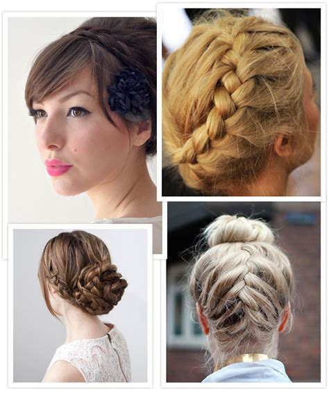 Wedding Hair Up With Plaits by Hairspiration Plait And Braid Hairstyles For Your