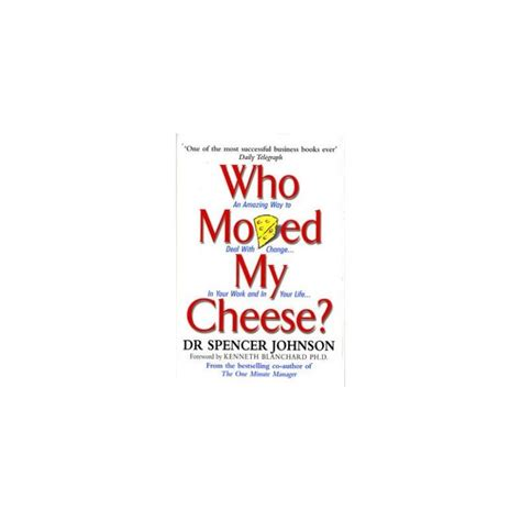 libro who moved my cheese who moved my cheese english wooks