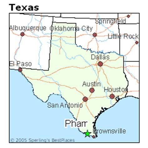 where is pharr texas on the map best places to live in pharr texas