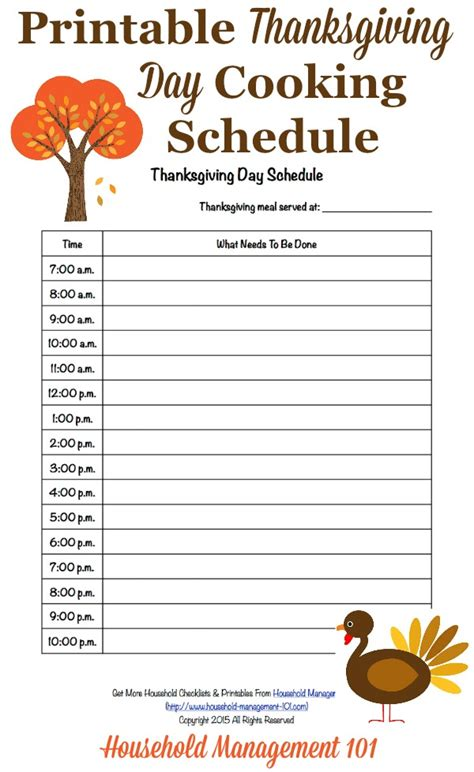 Pumpkin Carving Ideas Halloween - free printable thanksgiving day schedule cooking countdown