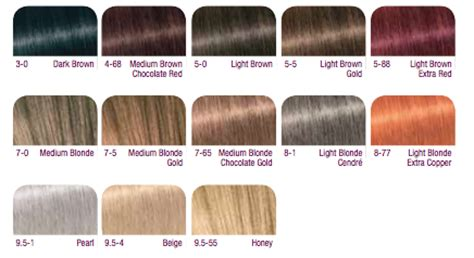 igoira hair color how to mix colors schwarzkopf 5 88 light brown extra red 3 3 oz by joy beauty