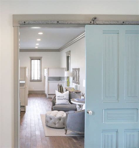 Blue Barn Doors Beautiful Homes Of Instagram Former Hgtv Home Home Bunch Interior Design Ideas