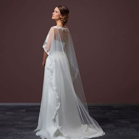 braut cape long tulle wedding cape cadence zaphira bridal