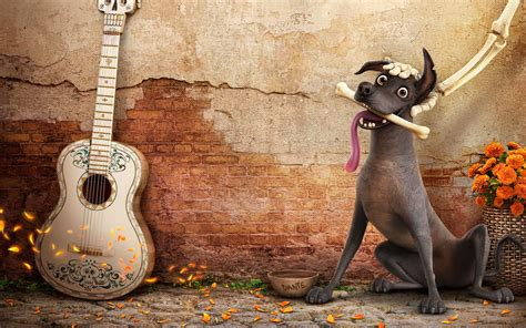 coco dante dante dog in coco wallpapers hd wallpapers id 22411