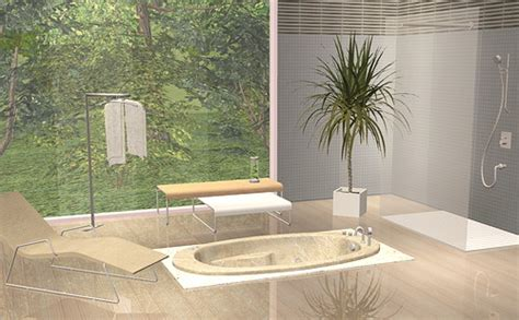 Sims 2 Bathroom by Stylist Sims