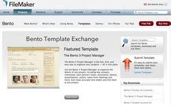 Bento Template Exchange Bento Template Exchange Surpasses Half Million Downloads