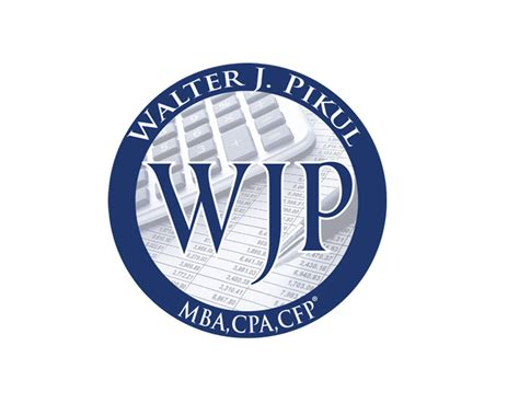 Mba Programs With Cfp by Walter J Pikul Mba Cpa Cfp 174 Helping Small Businesses