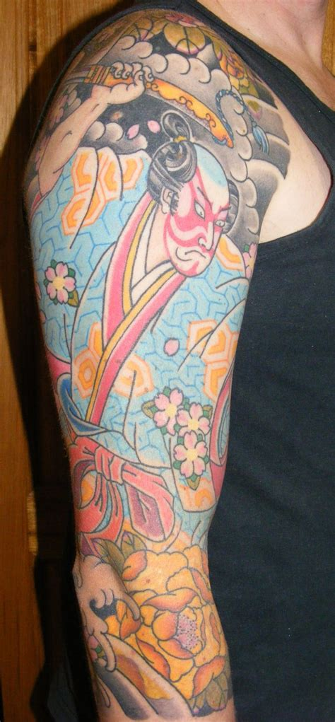 japanese samurai tattoo japanese samurai sleeve best tattoos designs