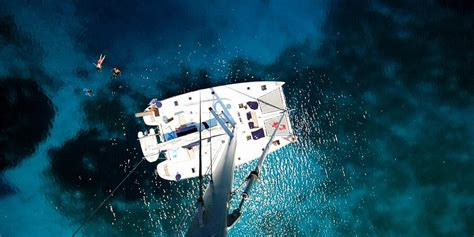 catamaran sailing destinations world s best catamaran sailing holiday destinations 2017