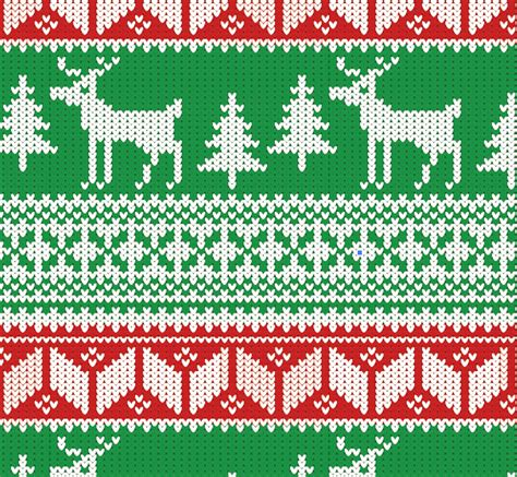 christmas pattern jumpers how to create a christmas jumper pattern in illustrator