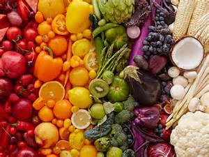 colorful food colorful vegetable recipes food network