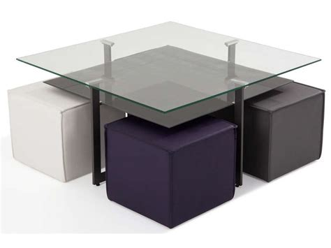 Table De Chevet Pas Cher 474 by Table Basse Pouf Design En Image