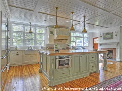 country kitchen house plans green kitchen cabinets country kitchen with