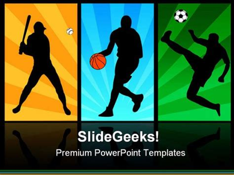 sports powerpoint templates casseh info
