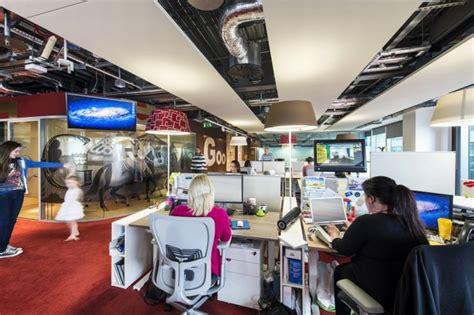 google ireland office google ireland office by camenzind evolution dublin 187 retail design blog