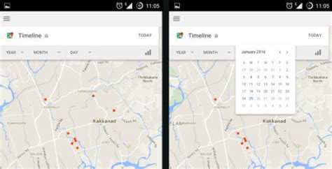android device location history you never knew that android phone keeps a record of all locations you visited technical tips