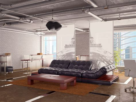 creative ways   exposed pipes chic   room