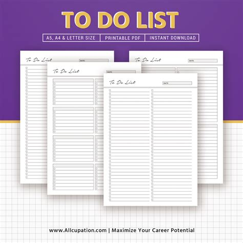 printable notepad to do list to do list printable to do list inserts notepad to do