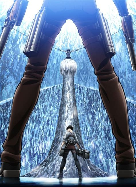 Attack On For 2 3 4 attack on titan season 3 release date poster details