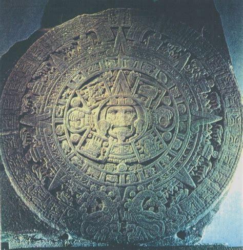 Calendario Solar Azteca El Neutrino 2012 Y El Calendario